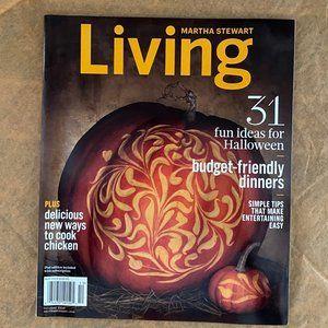 Living- Martha Stewart: 31 Fun Ideas for Halloween